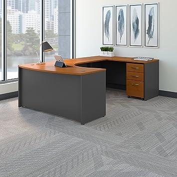 Amazon.com: Bush muebles de oficina de negocios suite ...