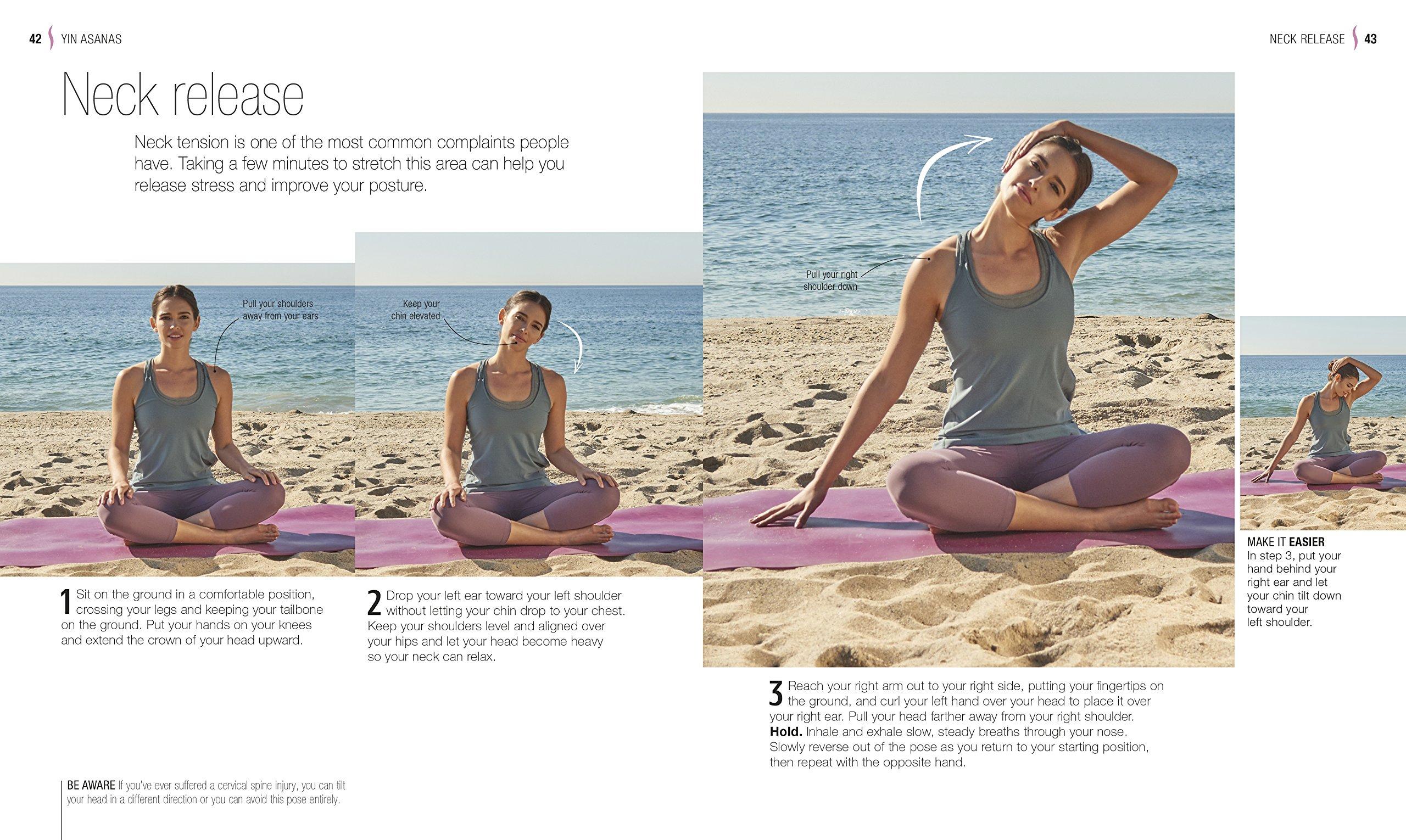 Yin Yoga: Stretch the Mindful Way: Kassandra Reinhardt