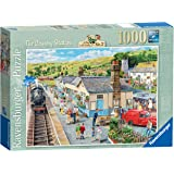 Ravensburger Escape to The Country Station Puzzle (1000 Pieces)