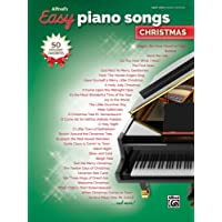 Alfred's Easy Piano Songs - Christmas: 50 Christmas Favorites
