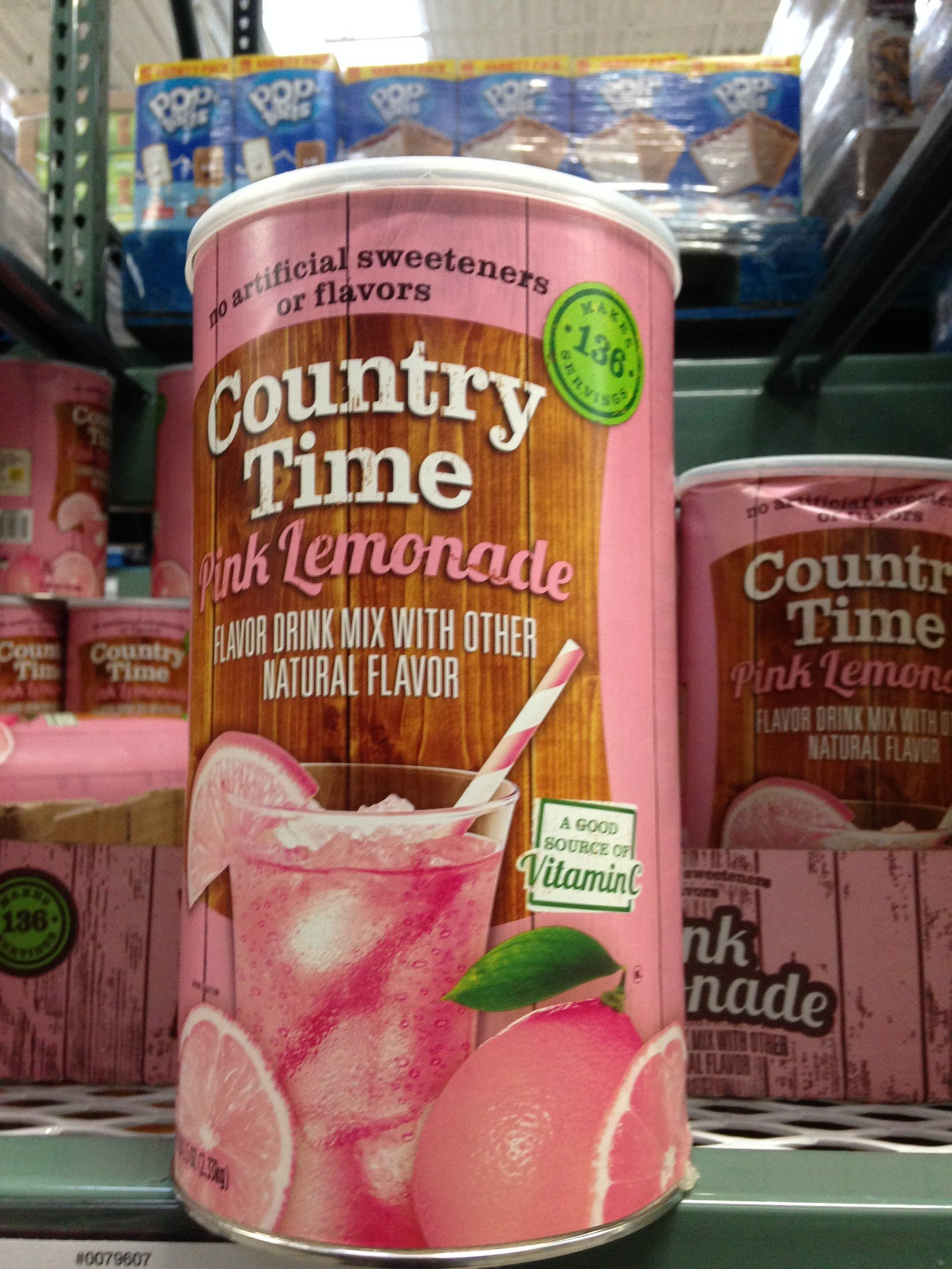 Country Time pink lemonade (pack of 6)