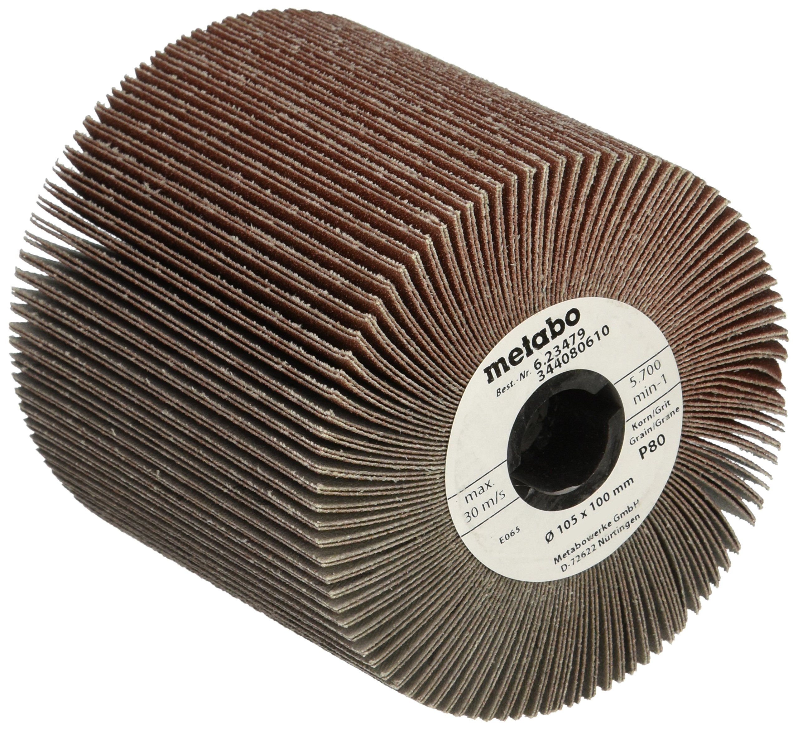 Metabo 623479000 P80 Flap Wheel