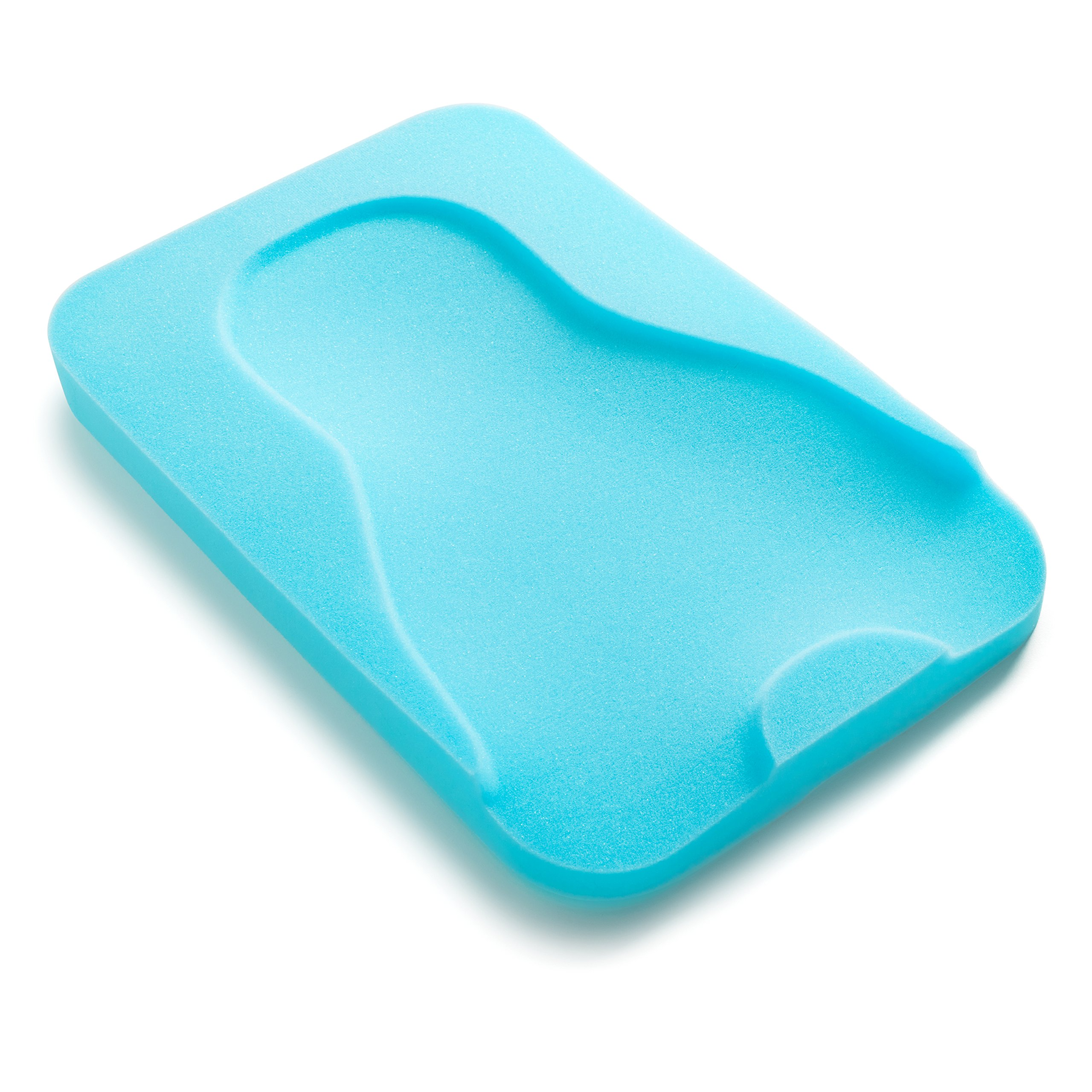 Amazon.com : Boon Naked Collapsible Baby Bathtub Blue, Blue/White ...