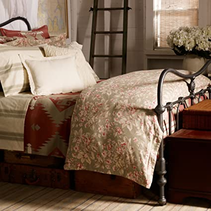 ralph lauren duvet cover Amazon.com: Ralph Lauren Amagansett Layla Floral Sage Full / Queen  ralph lauren duvet cover