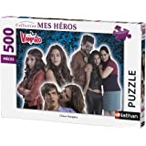 Nathan - 87233 - Puzzle - Chica Vampiro - 500 Pièces