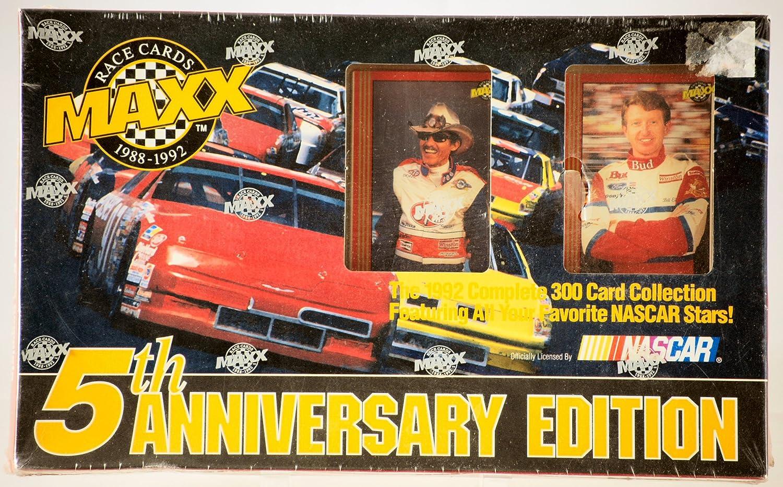 Amazon.com : 1992 - J.R. Maxx Inc / MAXX Race Cards : 1988-1992 ...