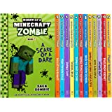 Diary of a Minecraft Zombie: Apocalyptic Collection Books 1-13 Boxset