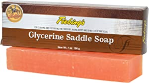 Fiebing's Glycerin Saddle Soap Bar, 7 oz