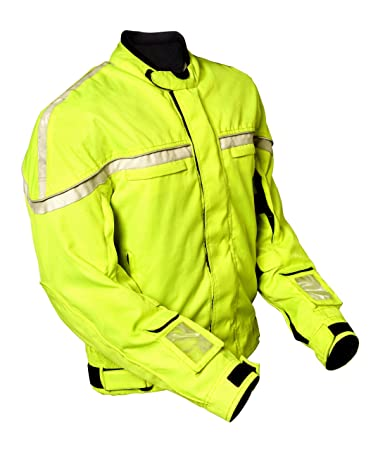 Amazon.com: GlowRider Electro-Luminescent Jacket (Neon Green