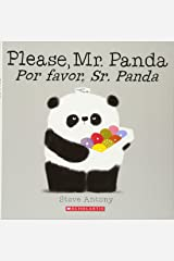 Please, Mr. Panda / Por favor, Sr. Panda (Spanish Edition) Paperback