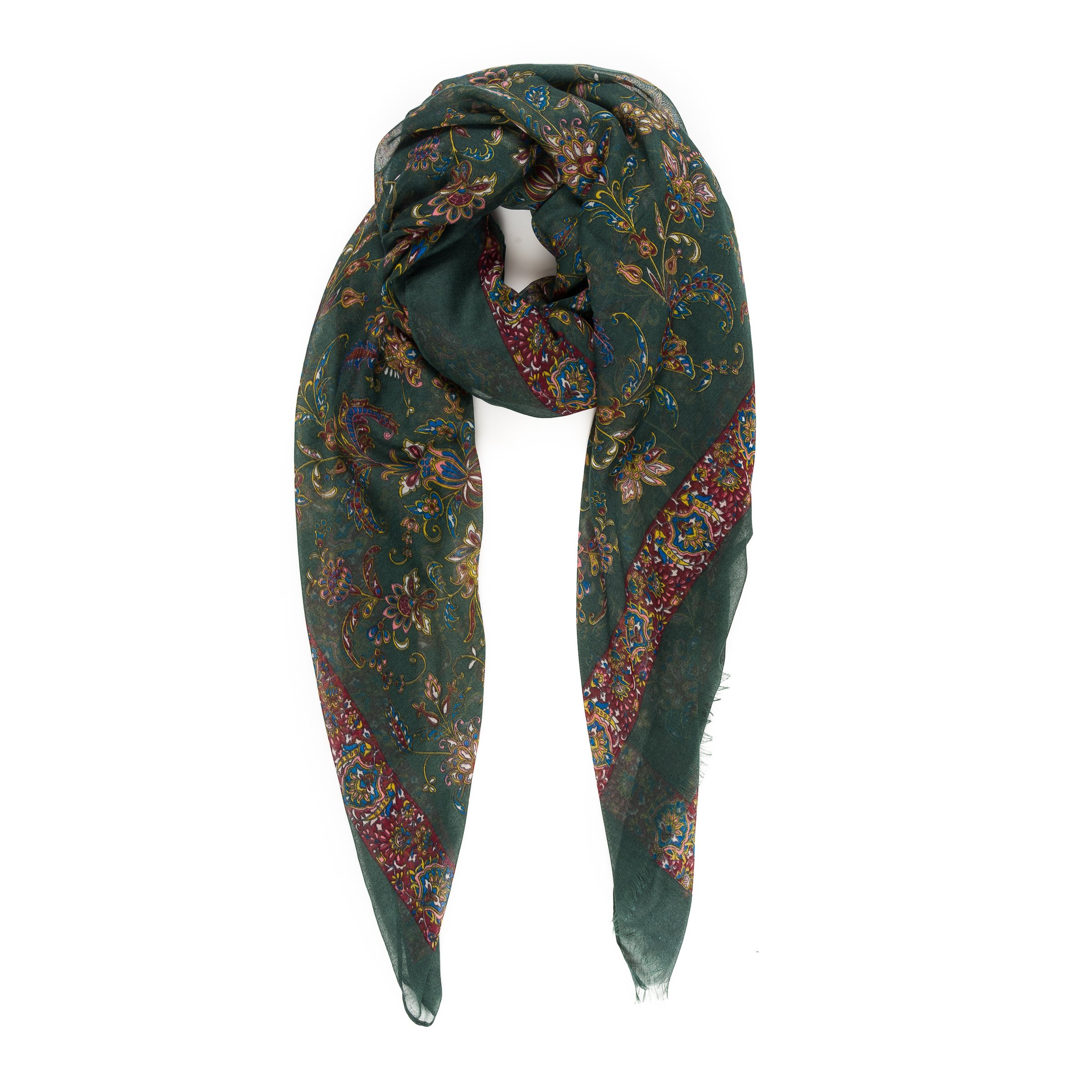 Scarf for Women Lightweight Fashion Summer Fall Scarves Shawl Wraps by Melifluos (NF53-10)