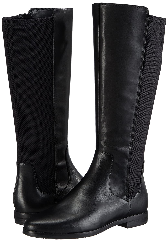 05d9f894552 ECCO Women's's AARHUS Ankle Boots Black (BLACK/BLACK51052), 3 UK:  Amazon.co.uk: Shoes & Bags