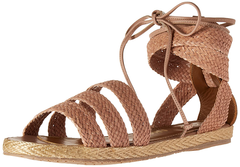 KAANAS Womens Neith Espadrille Sandal