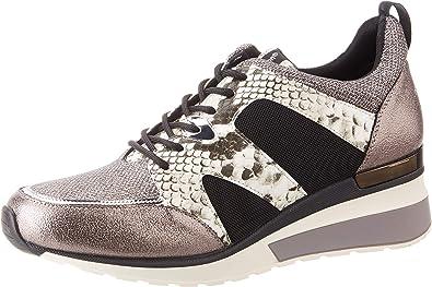 DON ALGODON S305, Zapatillas para Mujer, Animal Print: Amazon.es ...