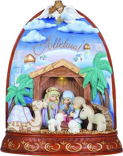 Precious Moments Nativity LED Figurine – Alleluia