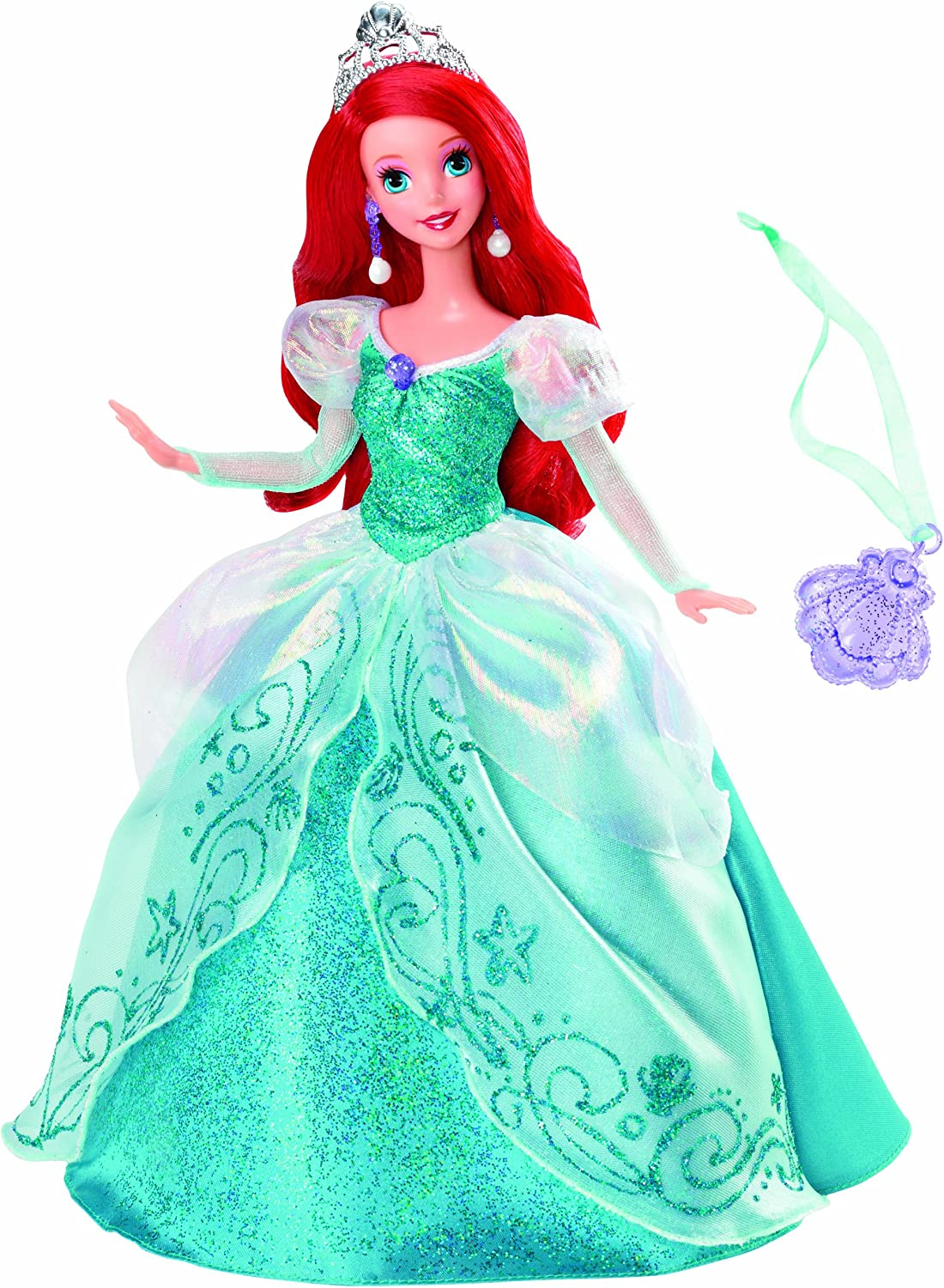 """NEW Disney Ariel Doll 11/"""" The Little Mermaid 2020 Holiday Special Edition"""