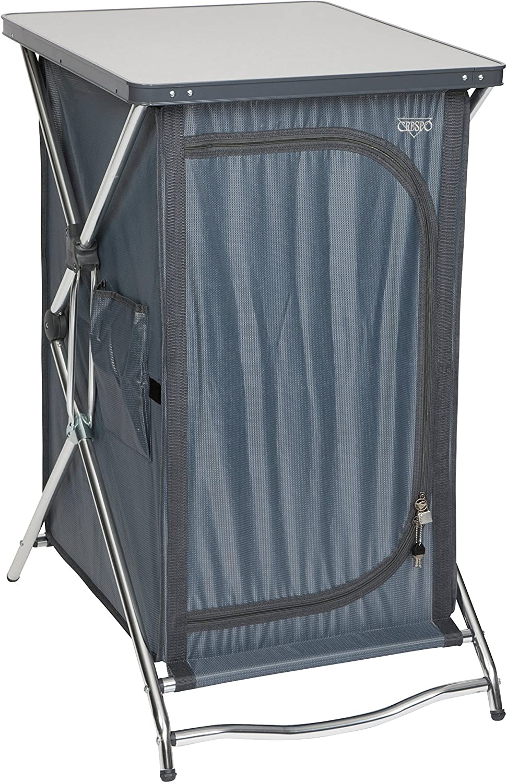 Crespo AL/103 - Armario Plegable 3 estantes 90x55x60 con Bolsa Transporte