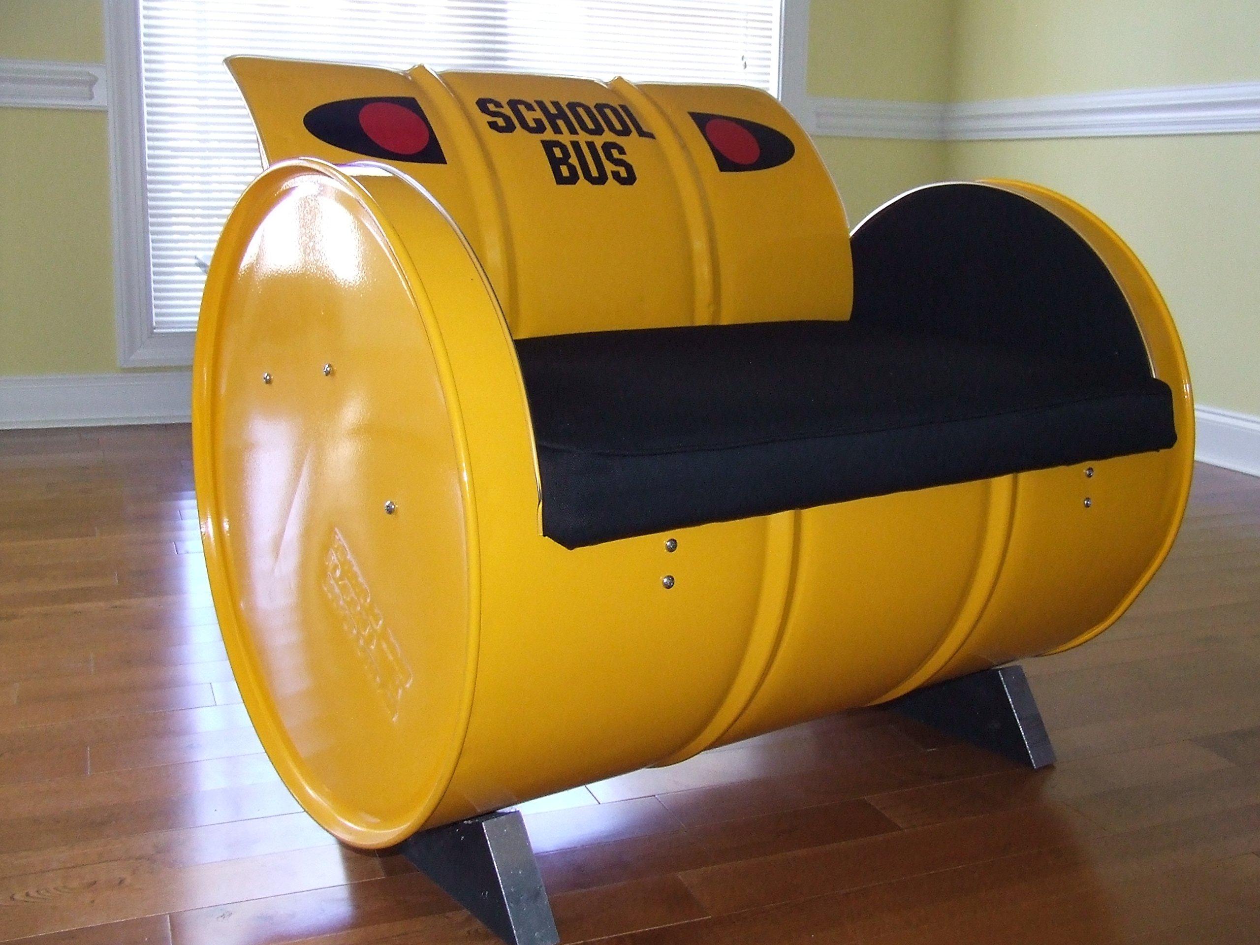 Drum Works Furniture, School Days