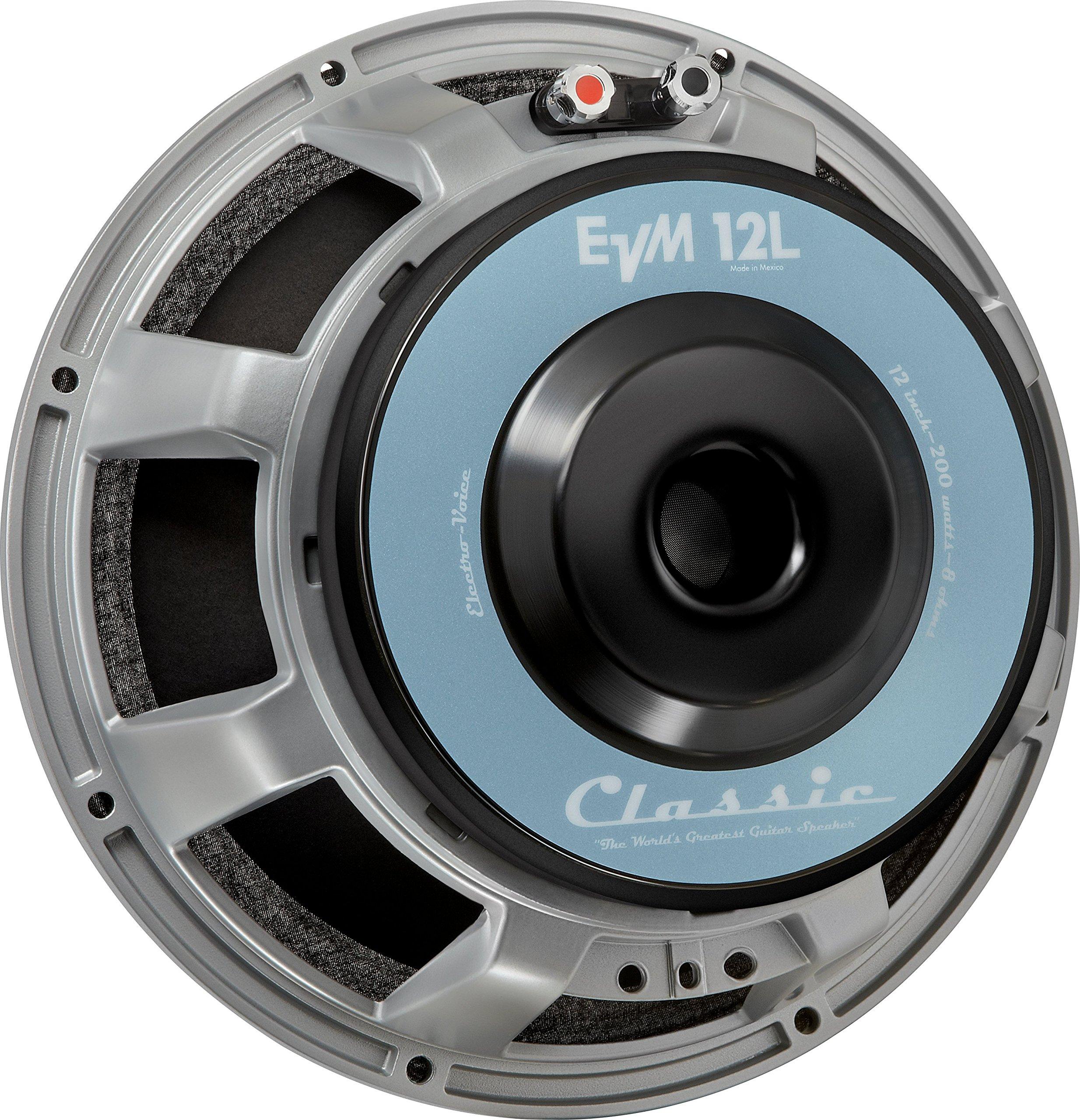 Electro-Voice EVM12L Classic 12'' 200 Watt Guitar Loudspeaker - (8 Ohm)