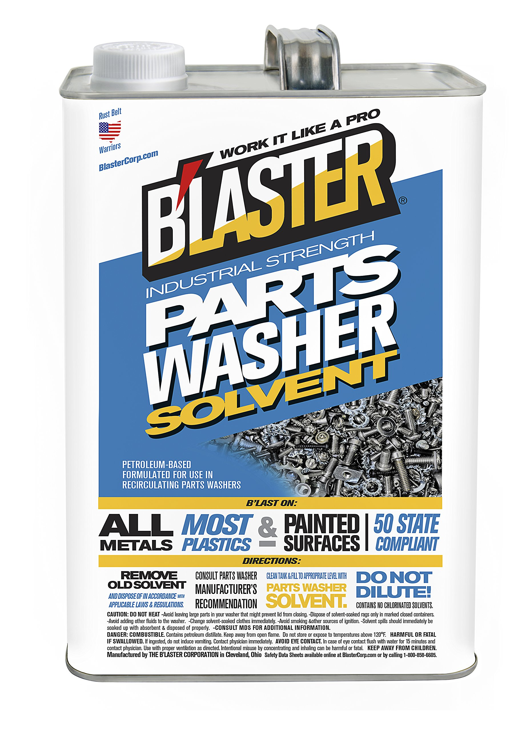 B'laster - 128-PB-4PK - Penetrating Catalyst - 1-Gallon - Case of 4 by B'laster