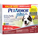 PetArmor Plus Flea & Tick Prevention for Extra Large Dogs