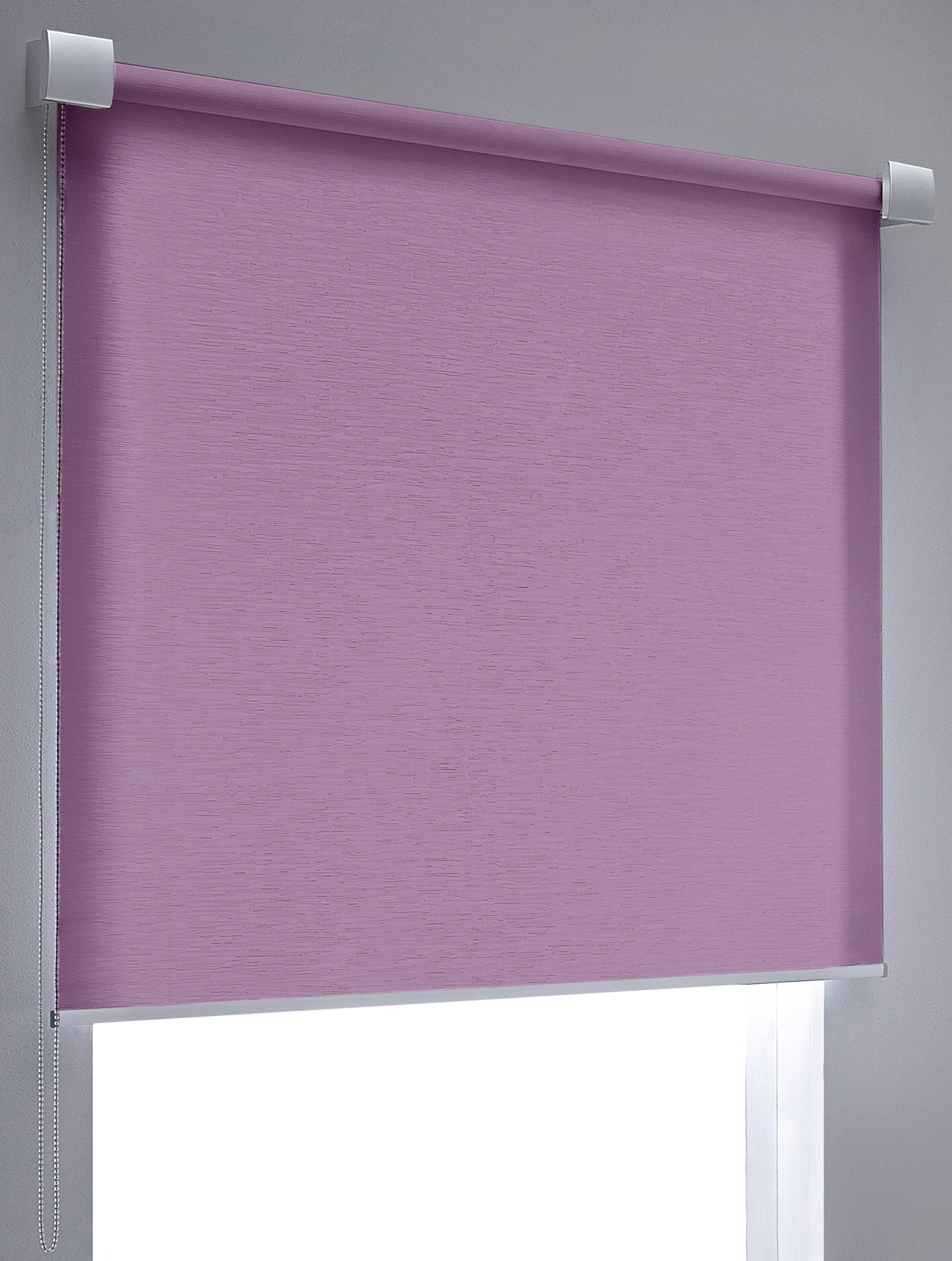 Vidella Blind Prestigio Structure Wall Mounting 100cm Lila/Earth Prest ST-5100