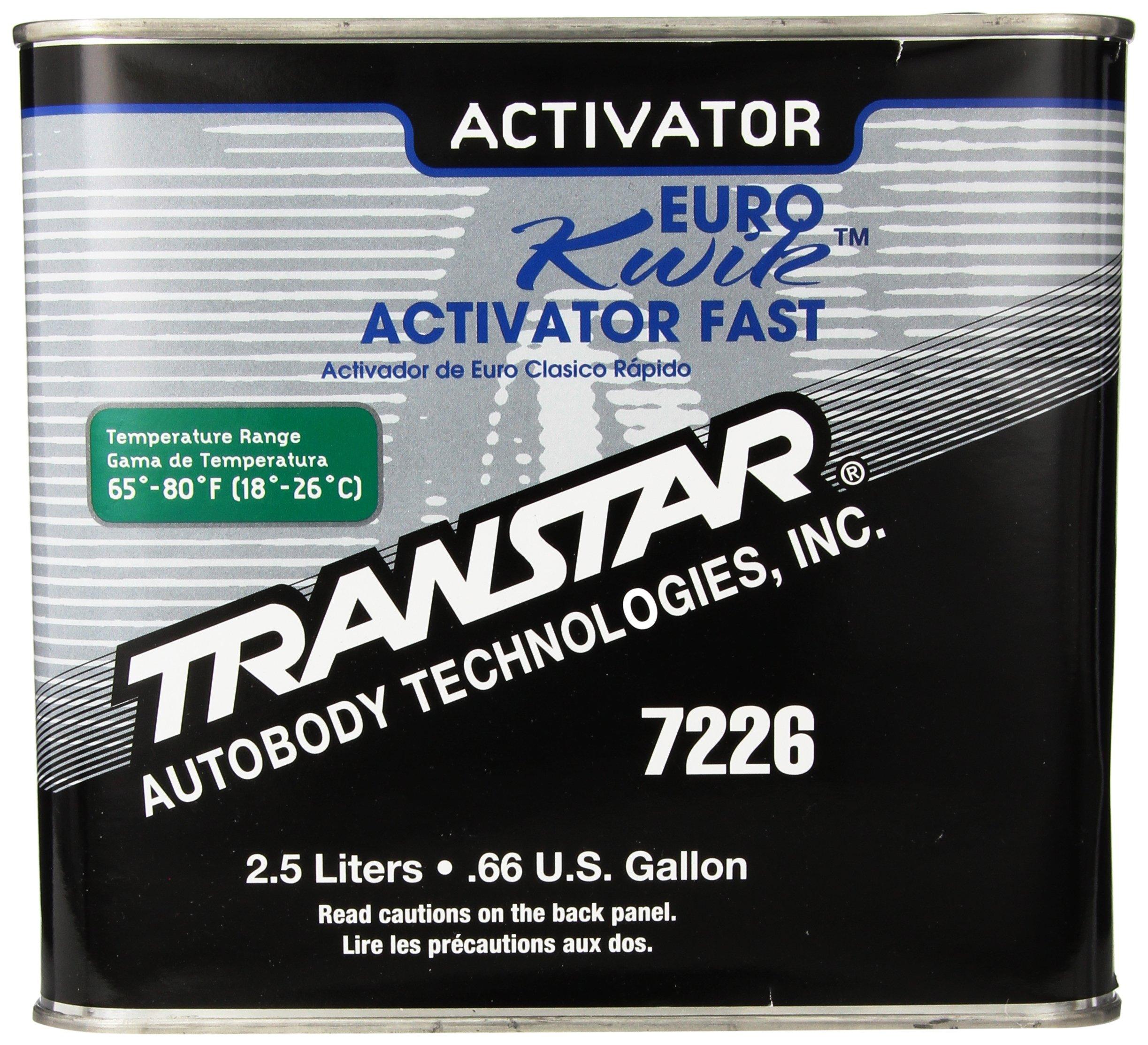 TRANSTAR 7226 Euro Kwik Activator - 2.5 Liter