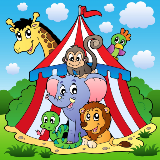 Circus Hidden Objects, used for sale  Delivered anywhere in USA