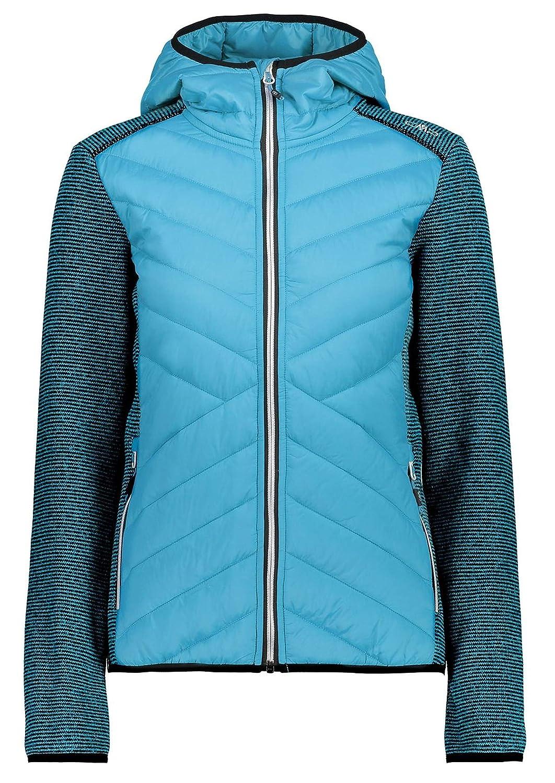CMP Knit Tech Feel Warm Flat 39h0526 Giacca Donna