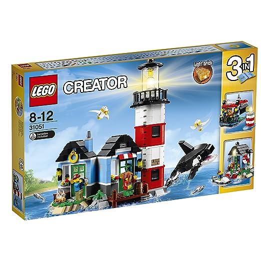 LEGO - 31051 - Creator - Jeu de Construction - Le ...