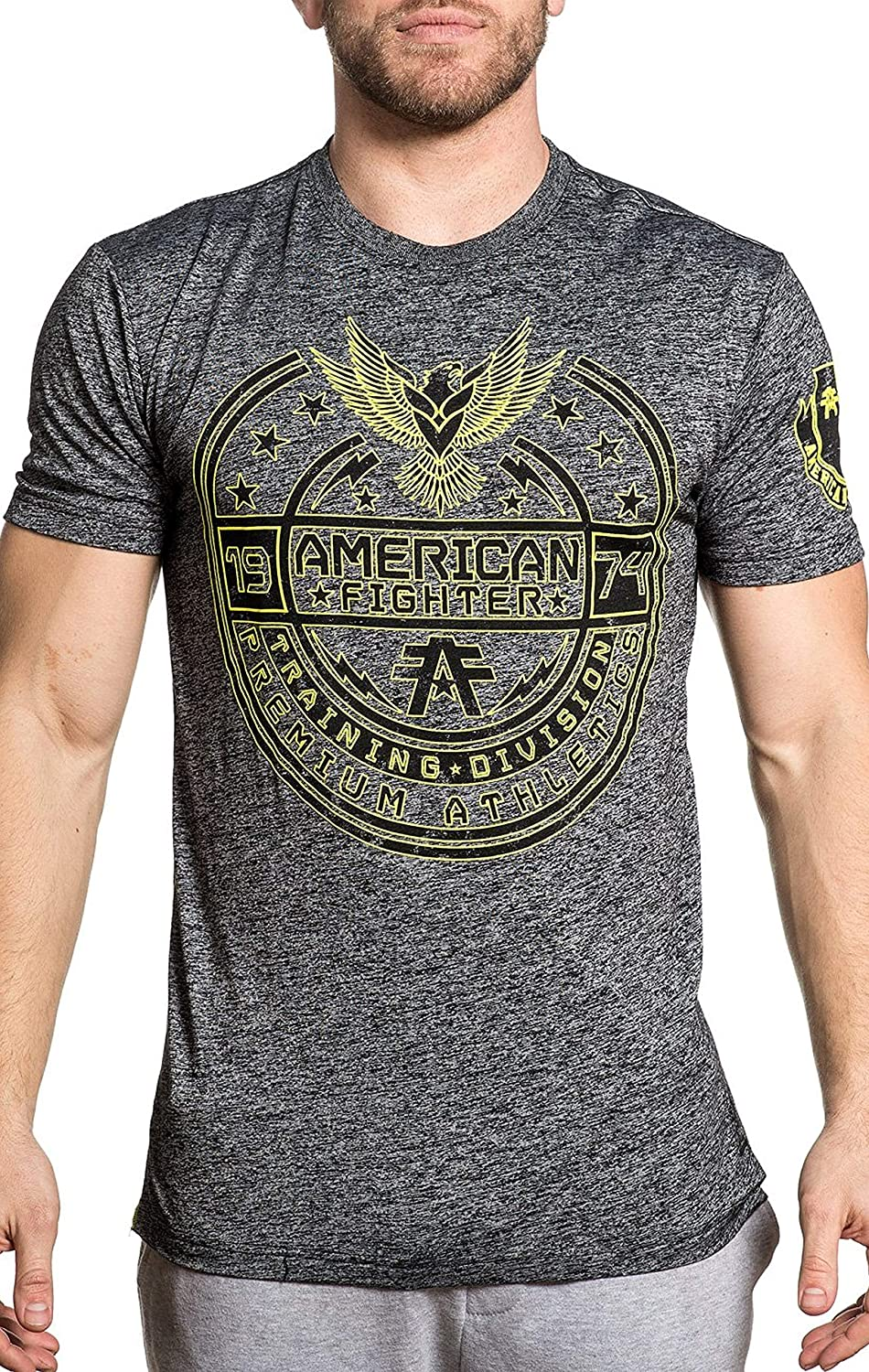 403159baae37 American Fighter Fighter Fighter Men's Capital Graphic T-Shirt 66a3b8