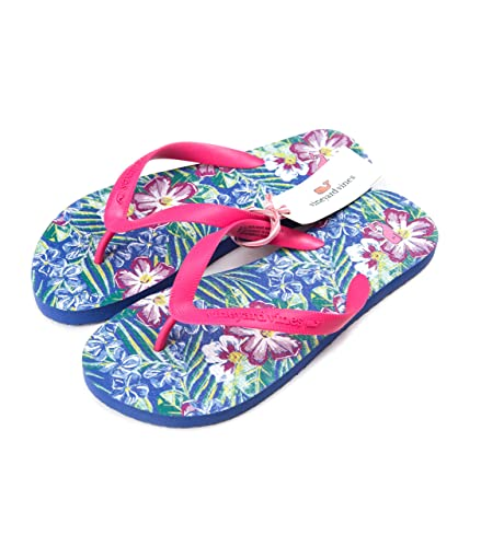 8359a1d943b7f0 Image Unavailable. Image not available for. Color  Vineyard Vines Girls Flip  Flops ...