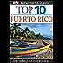 Top 10 Puerto Rico (EYEWITNESS TOP 10 TRAVEL GUIDES)