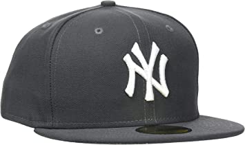 A NEW ERA MLB Basic NY Yankees 59 Fifty Fitted - Gorra Hombre ...