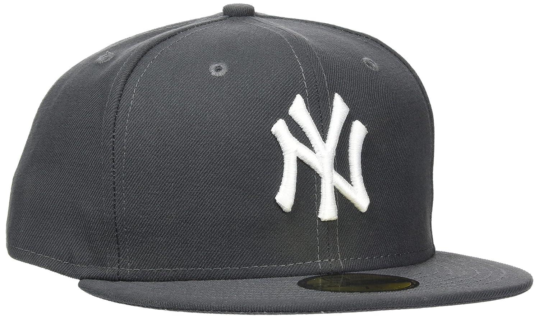 New Era Mlb Basic York Yankees - Cappello da Uomo, colore, taglia 7 3/8 10010761