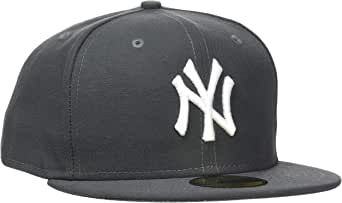 A NEW ERA MLB Basic NY Yankees 59 Fifty Fitted Gorra, Hombre ...