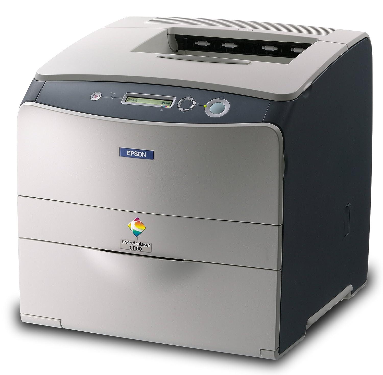Epson AcuLaser C1100N Color A4: Amazon.es: Electrónica