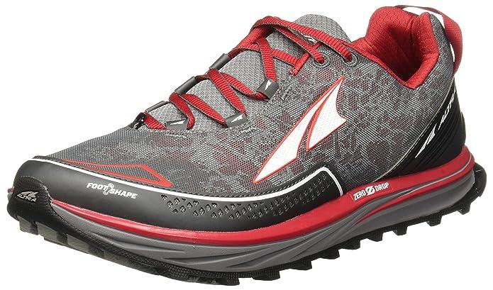 Altra Timp Trail Zapatillas de running - Hombre, Rojo 42 EU: Amazon.es: Zapatos y complementos