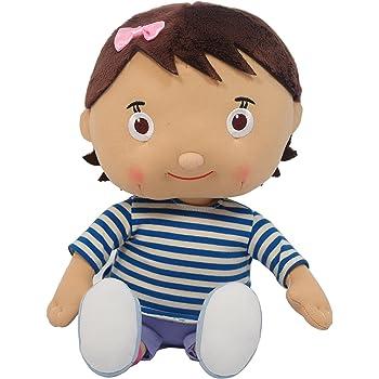 Amazon Com Little Baby Bum Musical Mia Plush Toys Games