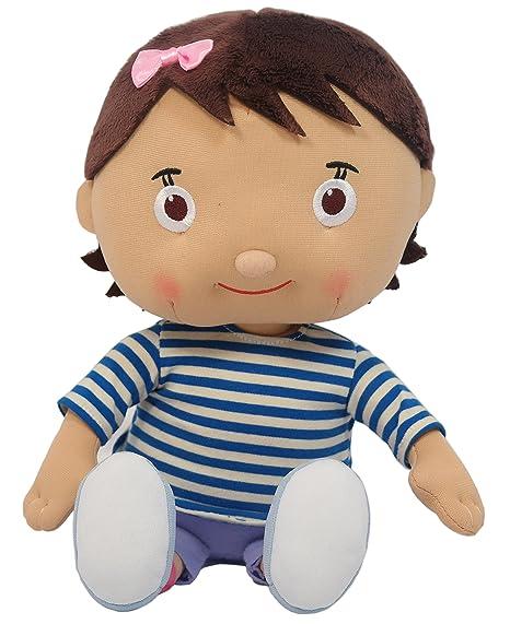31ba620f6042 Amazon.com: Little Baby Bum Musical Mia Plush: Toys & Games
