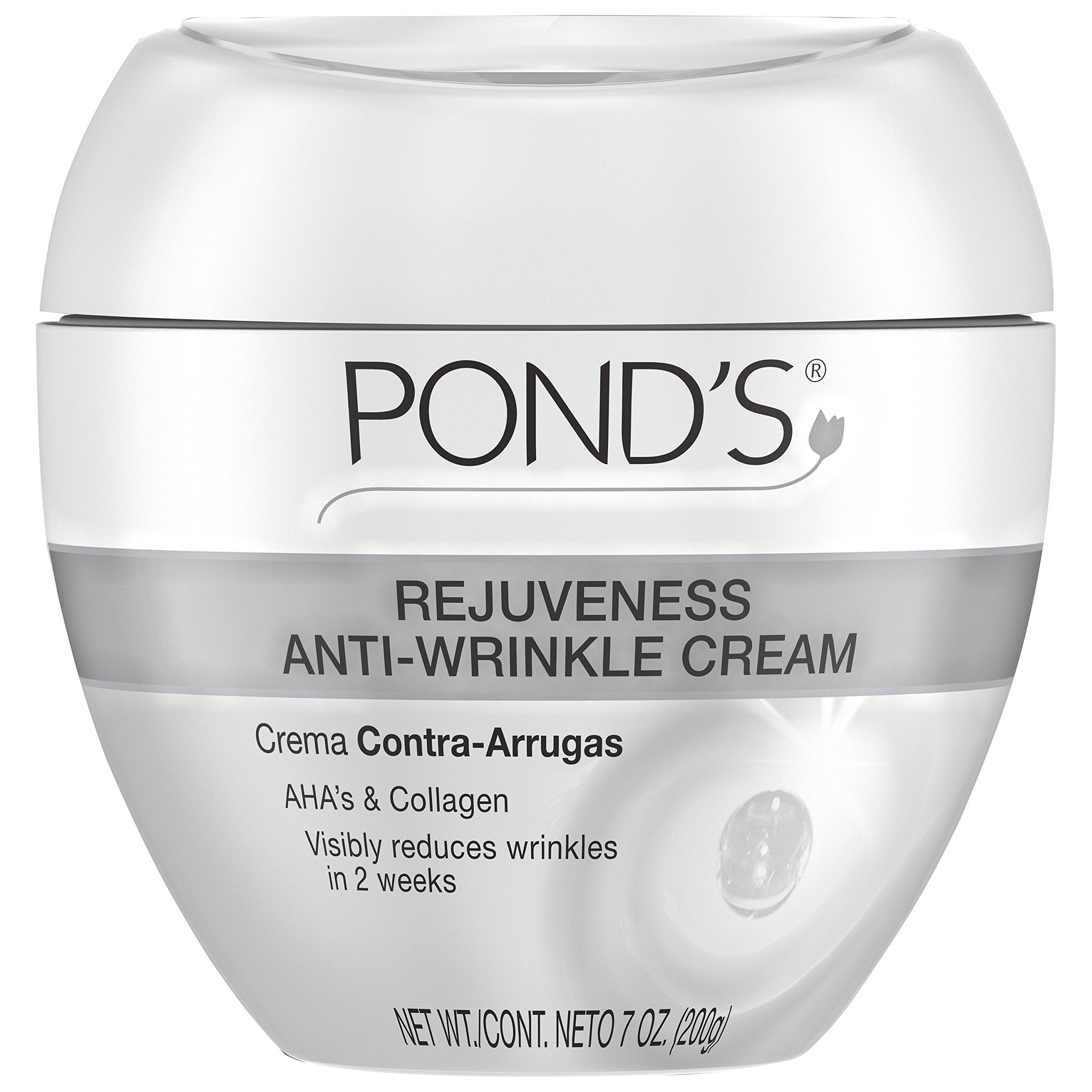 Unilever Pond's Rejuveness Anti-wrinkle Cream - 7 Oz