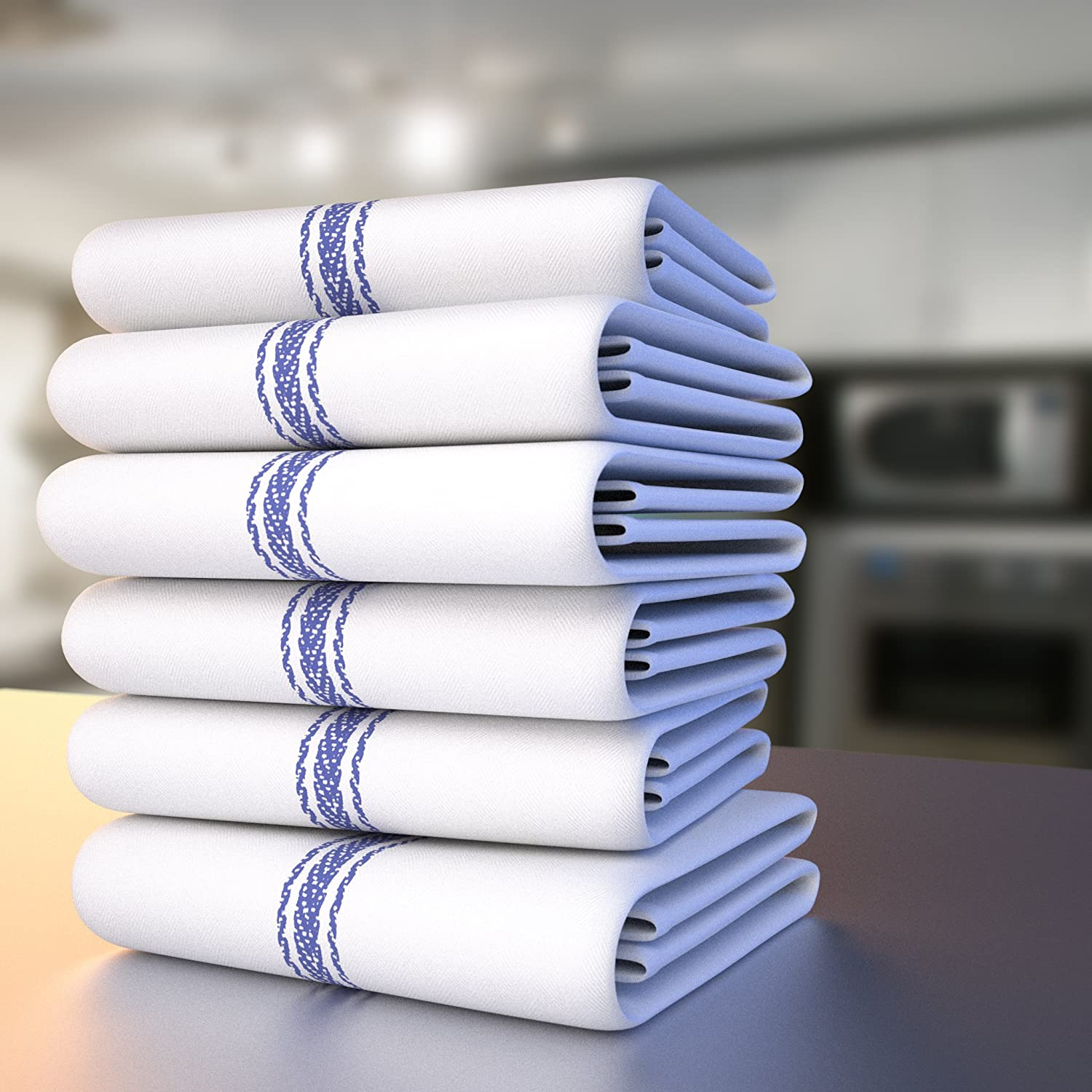 Amazon.com: Keeble Outlets One Dozen (12) Kitchen Dish Towels ... on organic cotton towels, white tea towels, eco cotton towels, whitecotton dish towels, disposable cotton towels, white hand towels, peri cotton towels, high quality cotton towels, 100% cotton towels, white face towels, white linen towels, black towels, silver towels, white monogrammed towels, white towel sets, white hotel towel, white terry towel, white beach towels, egyptian cotton towels, white bath towels,