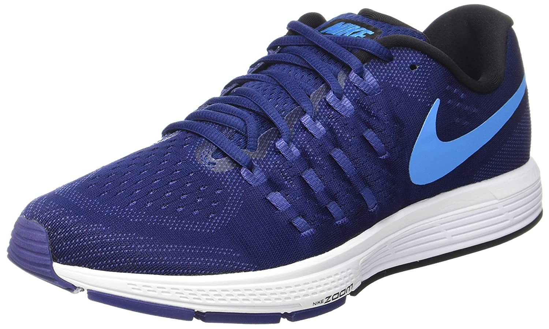 Nike Men's Air Zoom Vomero 11 Running Shoes B01LYQ9F37 11 D(M) US|Loyal Blue/Light Blue/White/Fountain Blue