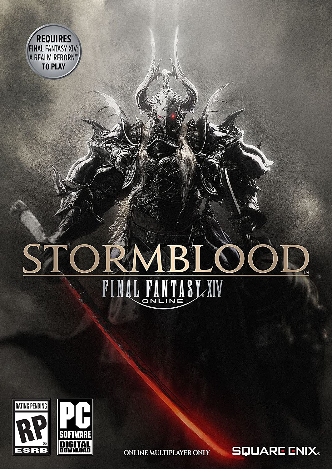 Amazon.com: Final Fantasy XIV: Stormblood [Online Game Code]: Video Games