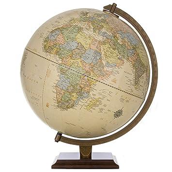 The bradley 30cm desktop globe amazon toys games the bradley 30cm desktop globe gumiabroncs Images