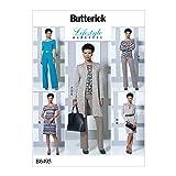 Butterick Patterns B6495ZZ0 Misses' Knit