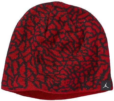 nuovo aspetto bello economico rapporto qualità-prezzo cappello invernale air jordan