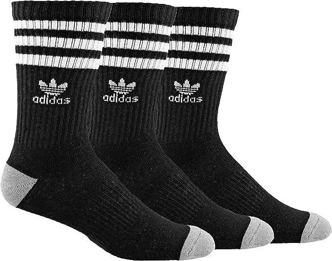 adidas Men's Originals Crew Socks (3 Pack)