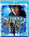 Scrooge Blu-ray 1970 Albert Finney Region Free