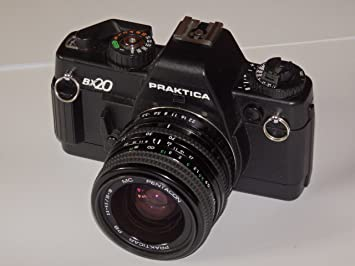 Analoge slr camera praktica bx aus gdr pentacon dresden
